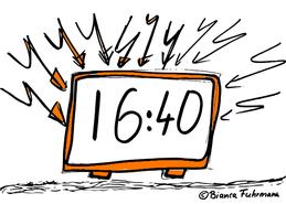 Uhr, © Bianca Fuhrmann- Die lange Business-Zombie Woche 2014 #BusinessZombie