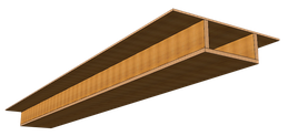 Box Beam Configuration