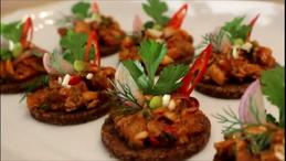 Thailändischer Fischsalat Rezept Küche