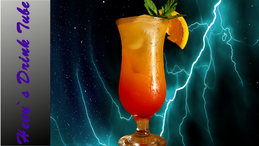 Hurrikan Hurricane Drink Cocktail Rezept