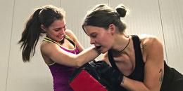 Effektive Selbstverteidigung - auch speziell für Frauen