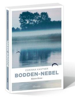 Bodden-Nebel Wustrow Fischland Darß Zingst Mecklenburg Mecklenburg-Vorpommern Krimi Krimi-Spaziergang Barnstorf Bodden Nebel Corinna Kastner