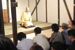 和泉家遊福さんの第1回落語勉強会