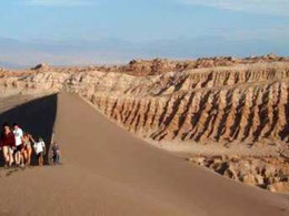 Chile Santiago Calama San Pedro de Atacama Flamencos Nationalpark El Tatio Inka Präinka Paititi-Tours