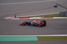Nürburgring Formel 1 am 05.07.2013