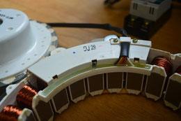 RK-3D モーターのセンサー