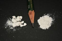 長石とその粉末