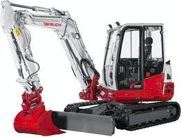 Takeuchi TB260 Excavator