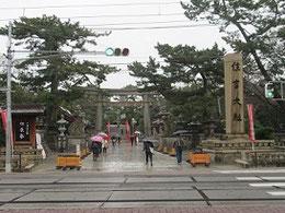 住吉大社の正門