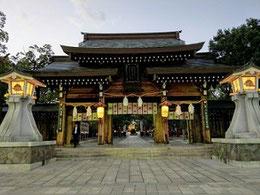 現在の湊川神社