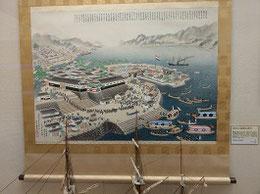 長崎海軍伝習所 佐賀藩と福岡藩が交代で長崎警備に当たった 山陽寓居は写真奥左手側