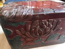 江戸時代 琉球の箱