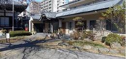 長崎市内にある古刹「光永寺」