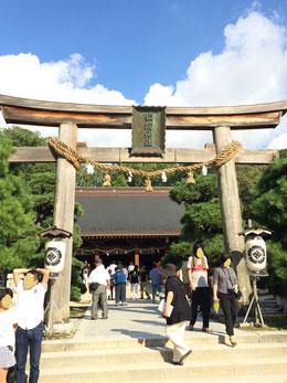 松陰神社(萩市)