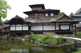 西本願寺の飛雲閣