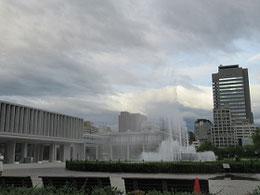 台風9号が接近
