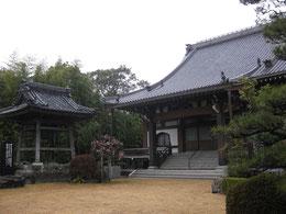 星巌、紅蘭ゆかりの華渓寺