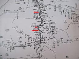 日田から北上。二本目の赤「宮園」で一泊