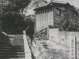 広江殿峰宅址(下関市)