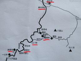 島藤さん作成のマップ