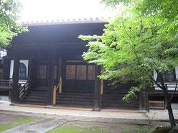 崇覚寺本堂、1866年建立
