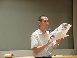 愛知県立大学非常勤講師 湯谷祐三氏