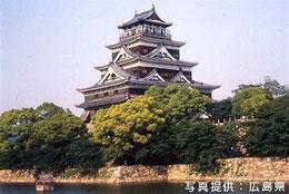 広島城 写真提供 / 広島県