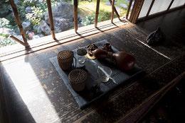 賴山陽所縁の酒器(撮影:高橋保世)