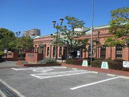 明治44年に建てられた「宇品陸軍糧秣支廠缶詰工場」が現在の広島市郷土資料館