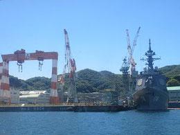 世界文化遺産が並ぶ長崎港周辺