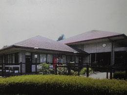 会場の「菊陽杉並木公園さんさん公園    管理センター学習室」がある建物