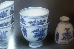 賣茶翁の唐物煎茶道具