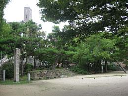 千田廟公園(広島市南区)