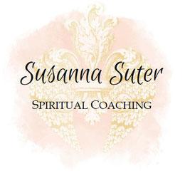Susanna Suter Spiritual Coach Medium Blogger