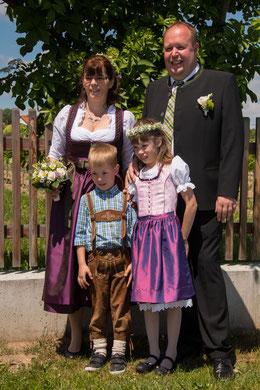 Hochzeit KARIN und FRANZ - Mai 2017