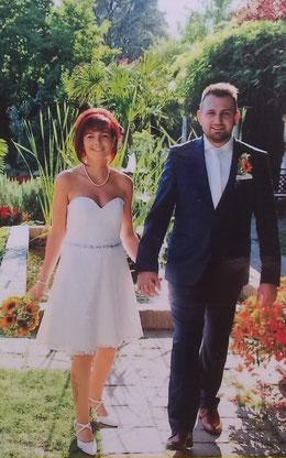 Hochzeit Belinda und Philipp - August 2017