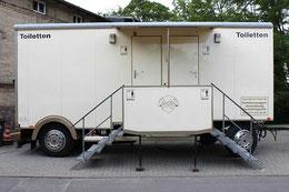 Wagen I - Meisel Team |Toilettenwagen Vermietung