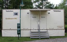 Wagen V - Meisel Team |Toilettenwagen Vermietung