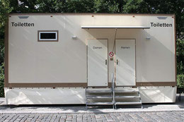 Wagen VI - Meisel Team |Toilettenwagen Vermietung
