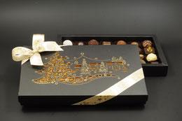 Xocolatl - Boîte Noël (28pces)