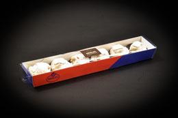 Xocolatl - Amarettis au kirsch (6pces)