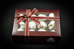 Xocolatl - Amarettis au kirsch (12pces)