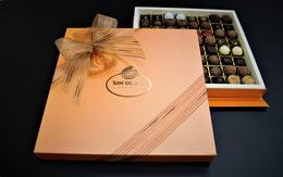 Xocolatl - Boîte de luxe Bijou n° 15