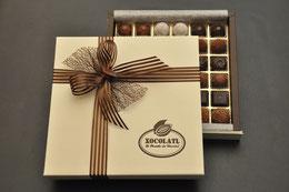 Xocolatl - Boîte de luxe Bijou n° 7
