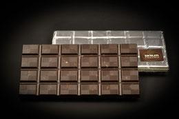 Xocolatl - Tablette Noir-noisettes