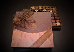 Xocolatl - Boîte de luxe Bijou n° 10