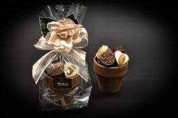 Xocolatl - Pot de fleurs