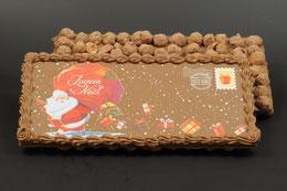 Xocolatl - Tablette de Noël (lait-noisettes)