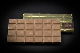 Xocolatl - Tablette Lait-noisettes