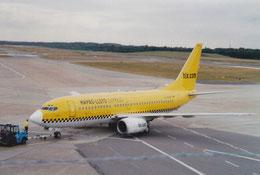 Deutsche Airlines - TUIfly - Über den Wolken - die Luftfahrt Infoseite!